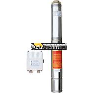Скважинный насос OPTIMA 3.5SDm2/9 0.37 кВт с повышенной устойчивостью к песку (кабель 15 м)