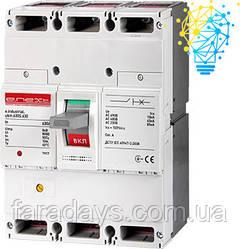 Шафовий автоматичний вимикач 3р, 500А (e.industrial.ukm.630S.500)