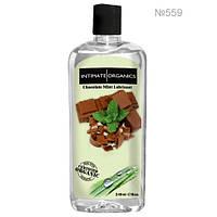 Смазка лубрикант на водной основе со вкусом шоколада и мяты 240ml