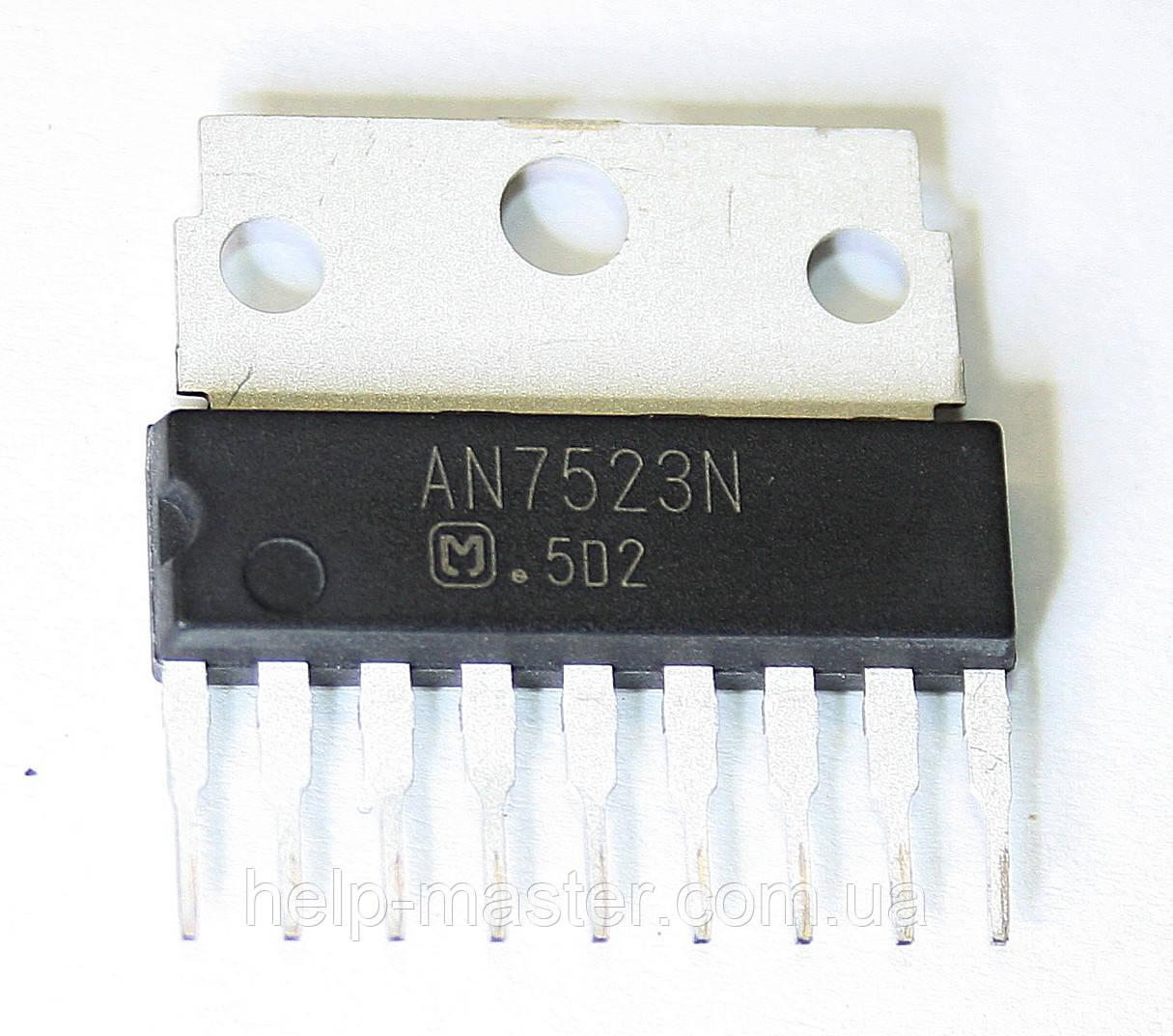 Микросхема AN7523N (SIL-9)