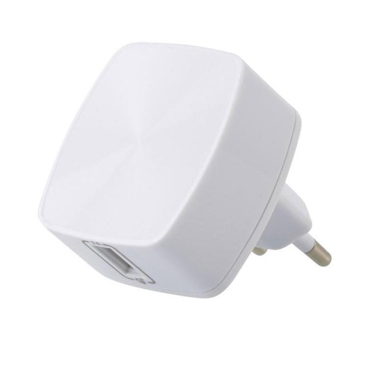 Сетевое зарядное устройство Remax Quick Charge RP-U114 3.0A 1*USB 220V, white