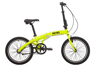 "Велосипед PRIDE MINI 3 20"" 2019 зеленый"