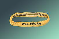 Строп текстильный круглопрядный КСК 3 тонны