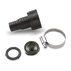 Соединительный элемент для насосов, с обратным клапаном, малый Karcher
