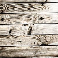 Фон дерев'яний 1х1м, сепія