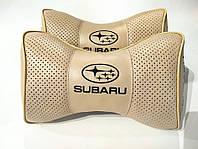 Подголовник (подушка) SUBARU BEIGE