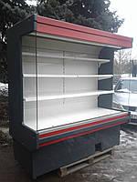 Холодильная горка Byfuch 2 м.бу. регал холодильный б/у.