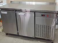 Стол холодильный с распашными дверями 2 дверный 1400*600*850мм