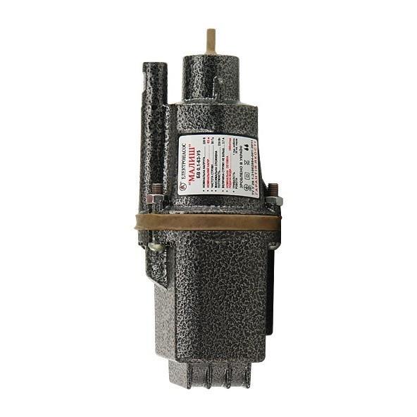 Вібраційний Насос занурювальний Малюк БВ-0,1-63-У5 (верхній забір води)