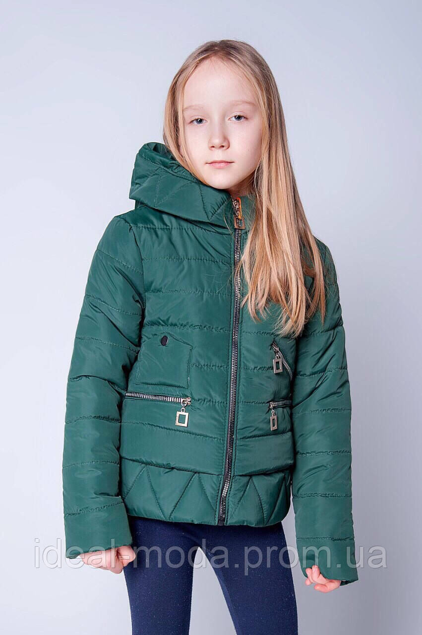46efdc88bc4 Детские куртки оптом весна-осень Сара 134-152р