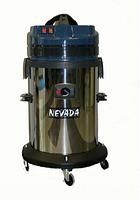 Пылесосы для сухой и влажной уборки (пылевлагососы) Soteco Nevada 429 2х-турбинный