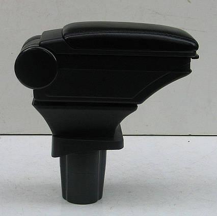 Chevrovet Aveo T300 подлокотник Hody черный , Неизвестный параметр, фото 2