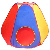 Палатка игровая 115*115*95 см в сумке