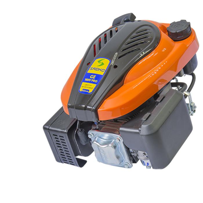 Двигатель бензиновый Sadko GE-160V-PRO