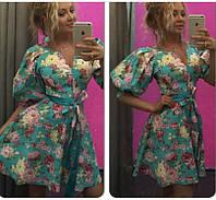 Платье ш743
