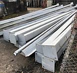 Ангар 24х30х9 склад, цех, металоконструкцыя, Висота 9м. 720кв.м., фото 4