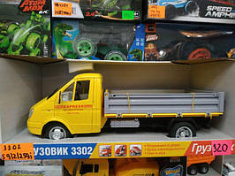 Машина Газель 3302