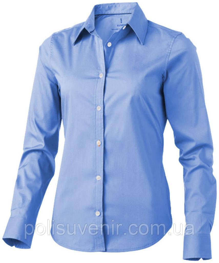Жіноча сорочка Гамільтон з довгим рукавом