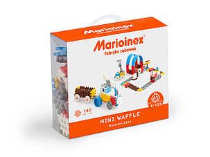 Мини вафли, конструктор для мальчиков Marioinex, фото 2