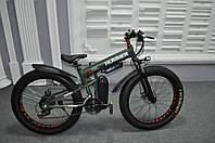 Электровелосипед HUMMER 500W 15 Ah 2018г.в.