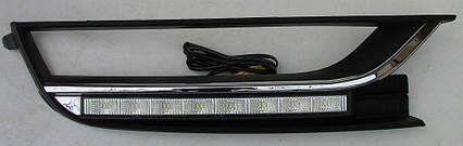 Volkswagen Passat B7 USA дневные ходовые огни (DRL), фото 2