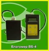 Влагомер для бетонной стяжки ВБ-4 бесконтактный