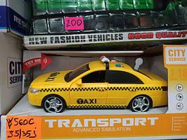 Машина Такси WY560C