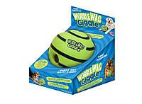Игрушка для собак мяч хихикующий Wobble Wag Giggle XX, фото 1
