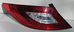 Hyundai Solaris оптика задняя светодиодная LED красная