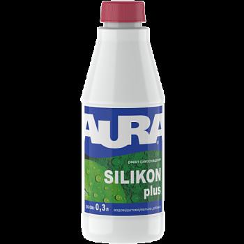 Водоотталкивающая добавка для фасадных красок AURA Silikon Plus, 0,3л