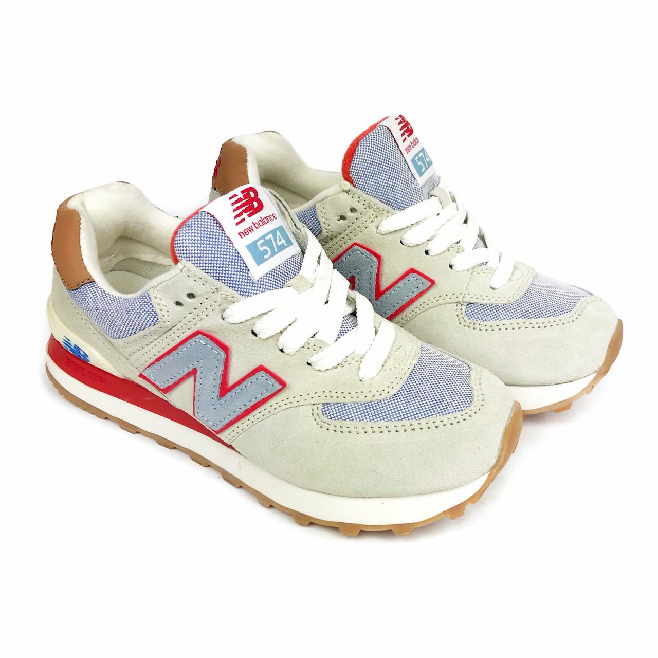 5396fc2e Кроссовки New Balance 574, серые, LUX-реплика - VUBO — авторская обувь &
