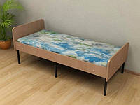 Кровать одноместная без матраца