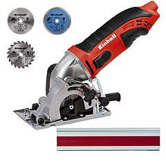 Пила универсальная Einhell TC-CS 860/1 Kit New (роторайзер)