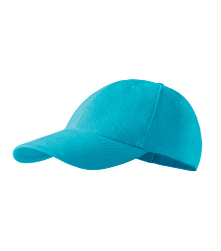 Кепка Адлер, 6-панельная, голубая