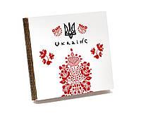 Шкатулка-книга на магните с 9 отделениями XL Священне дерево