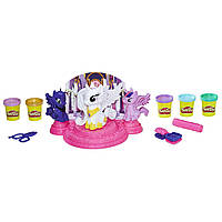 Набор Плэй до Прически Пони Кантерлот Play-Doh My Little Pony Canterlot Court