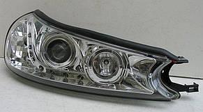 Ford Mondeo 2 оптика передняя хром