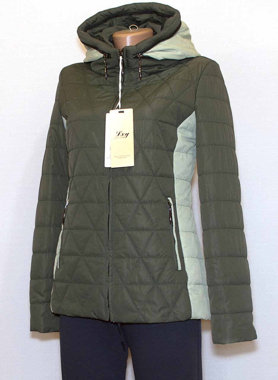 Куртка демисезонная короткая (S-XXL)
