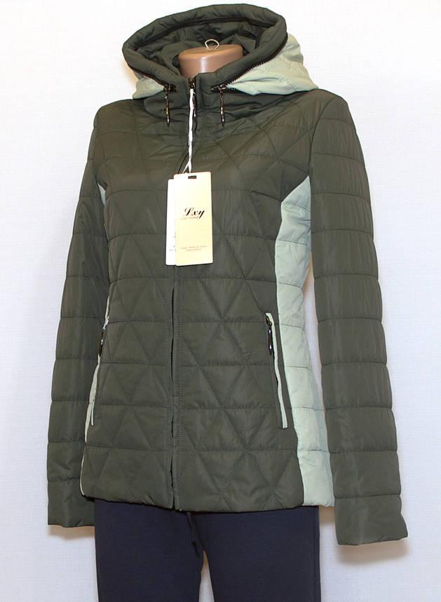 Куртка демисезонная короткая (S-XXL), фото 2
