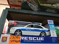 Машина полицейская WY560A