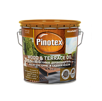 Масло для террасы Pinotex Terrace wood Oil, 10 л