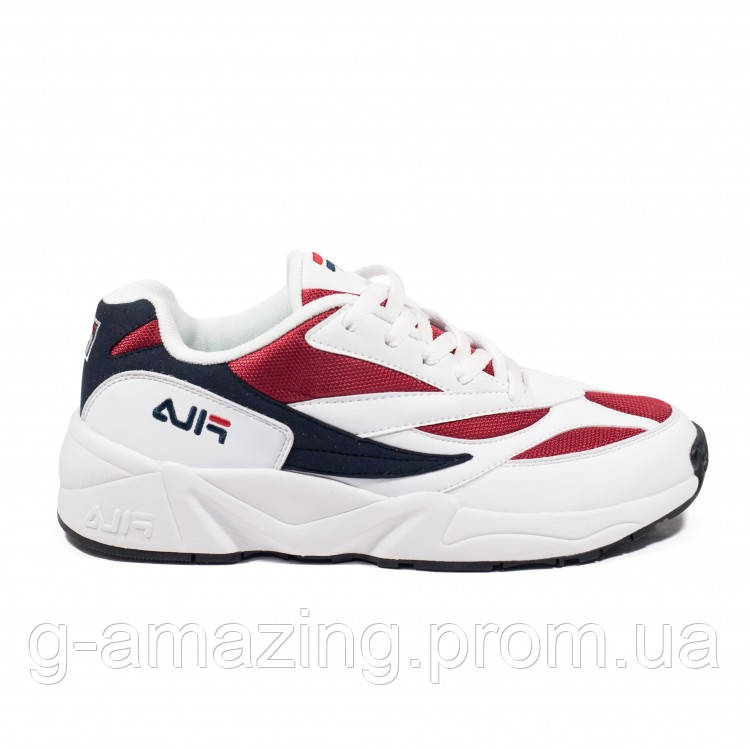 Кроссовки Fila Venom White/Red