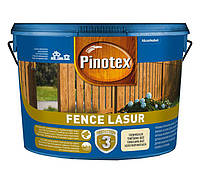 Pinotex Fence для пиленых деревянных поверхностей, 10 л