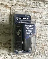 Коннектор топливный Yamaha Parsun Honda Attwood, фото 1