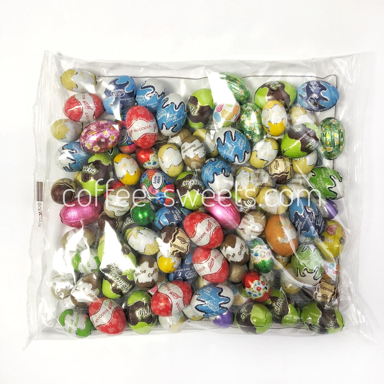 Шоколадные яйца Laica 1кг
