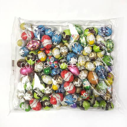 Шоколадные яйца Laica 1кг, фото 2