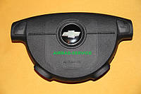 Крышка накладка заглушка имитация AIRBAG обманка муляж подушки безопасности CHEVROLET Aveo Lachetti T200 T250