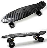 Penny Board. Classic. Black.