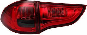 Mitsubishi Pajero Sport оптика задняя LED красная