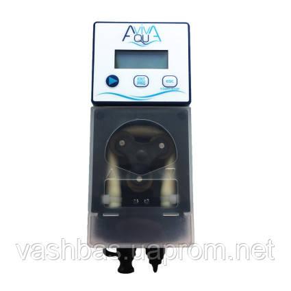 Aquaviva Перистальтический дозирующий насос AquaViva Cl/PH 7 л/ч (KTHX) с авто-дозацией, регулир.скор.
